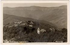 Изглед към Балкана и Ловния дом