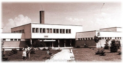 Минерална баня . гр. Берковица / Санаториум
