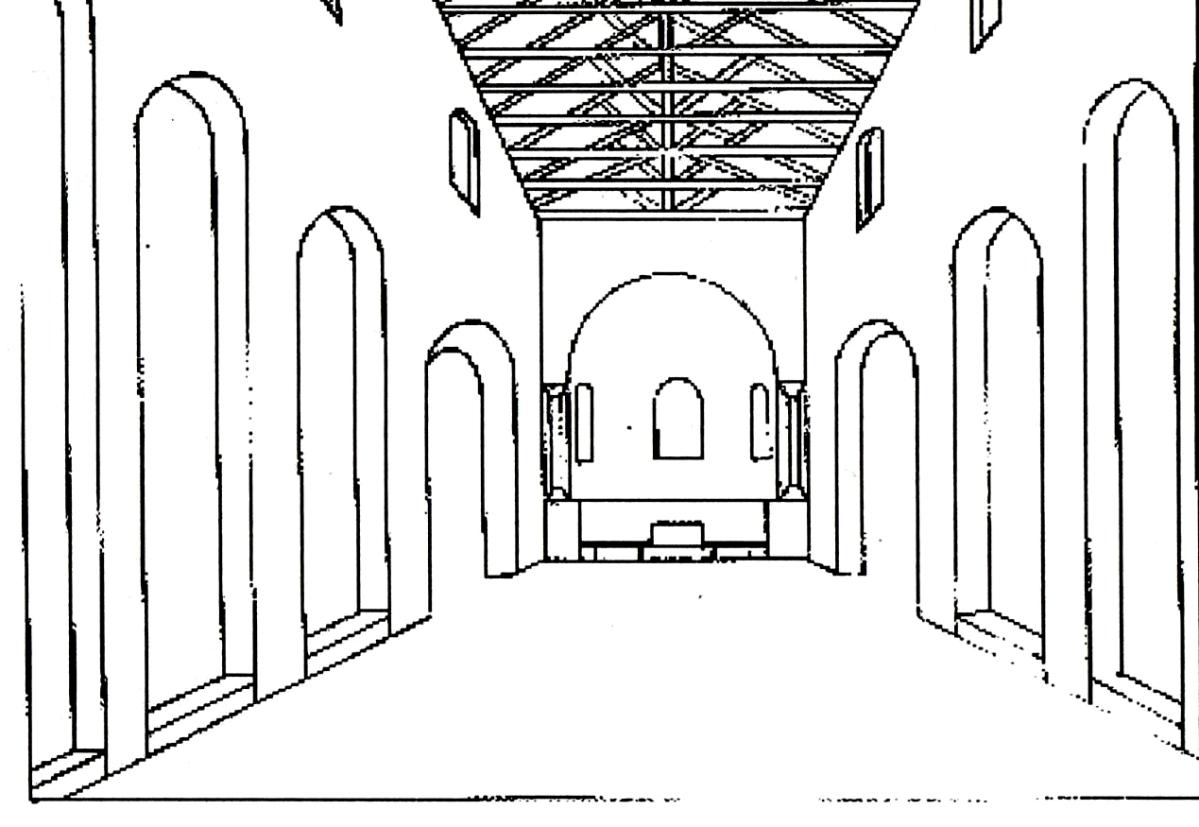 Базилика интериор