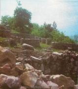"""Старата крепост в лесопарк """"Берковско кале"""""""
