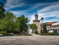 Часовниковата кула в град Берковица