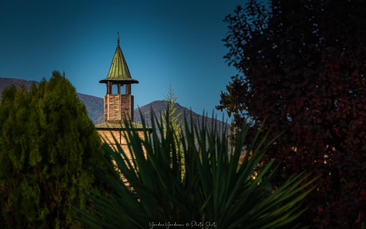 Часовникова кула в град Берковица