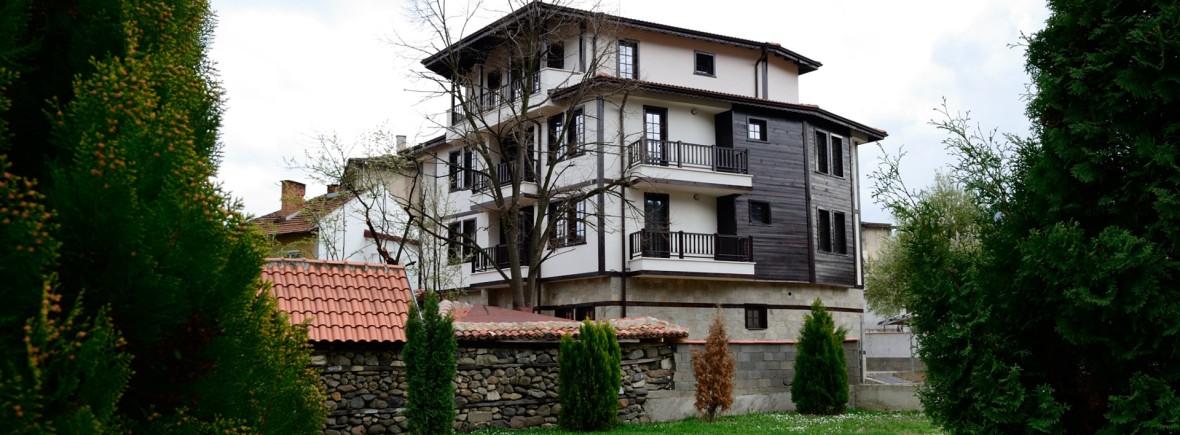 Хотел Кръстева къща